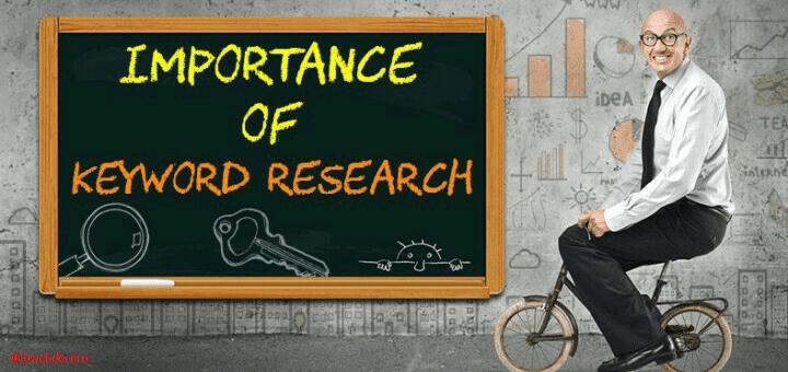 La importancia del keyword research para crear un blog
