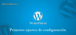 ajustes-wordpress