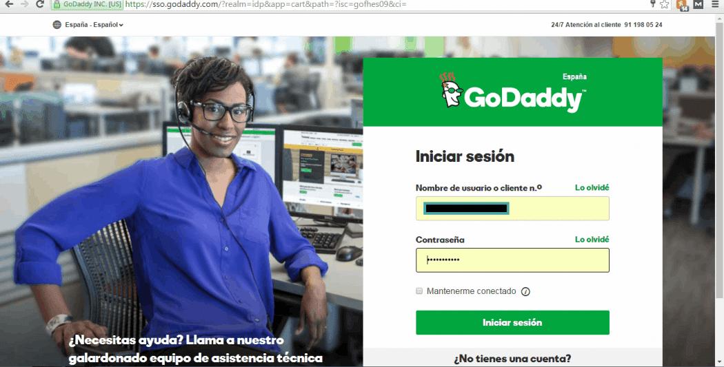 Cómo acceder al administrador de mi dominio