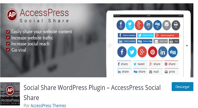 access press social