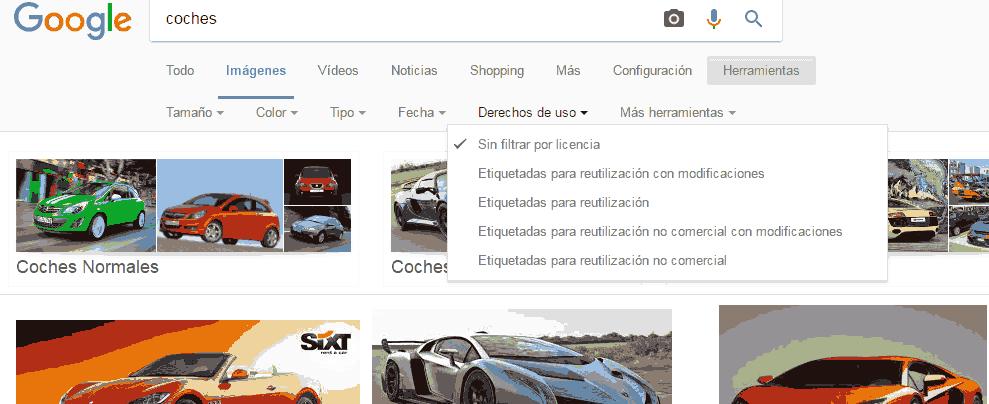Dónde escoger las imágenes para usarlas en wordpress