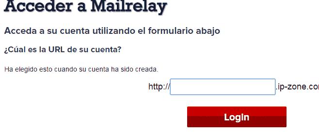 guia mailrelay paso a paso