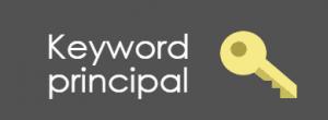 keyword principal