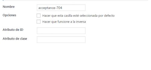 aceptacion opcion formulario tutorial contact form 7