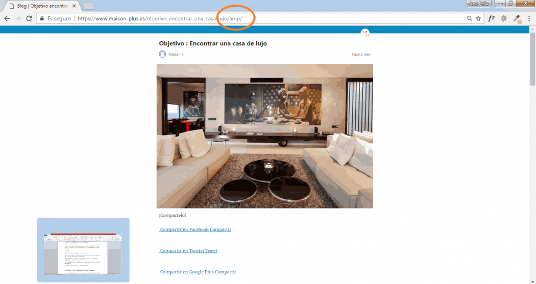 instalacion del plugin amp en wordpress