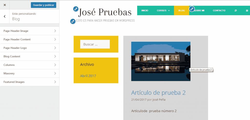 blog generate press