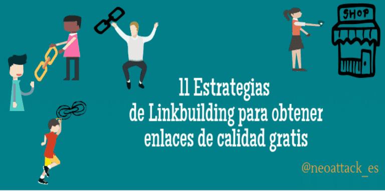 estrategias de linkbuilding para obtener enlaces de calidad