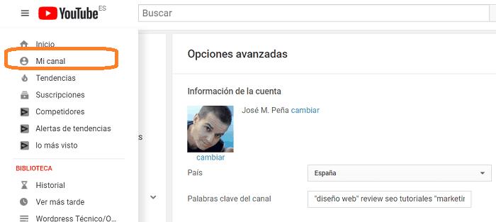 personalizacion-del-canal