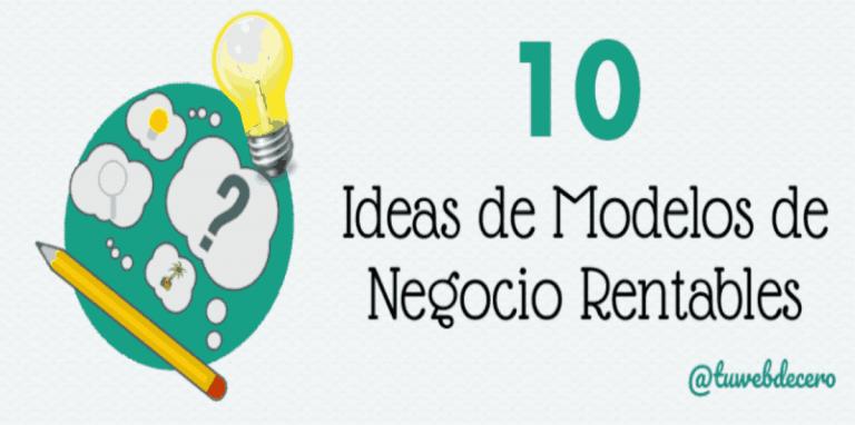 ideas de negocio rentables