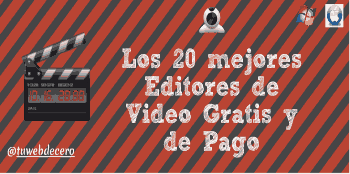 20 Melhores Editores de Vídeo GRATUITOS e PREMIUM 2020 13