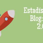 Estadísticas del Blog en Mayo del 2018