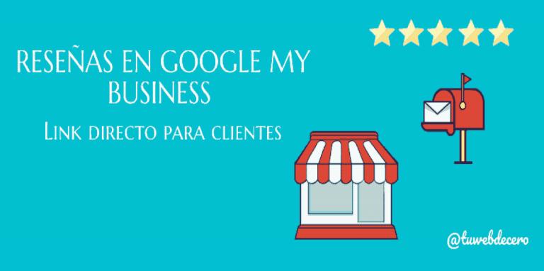 resenas-google-my-business