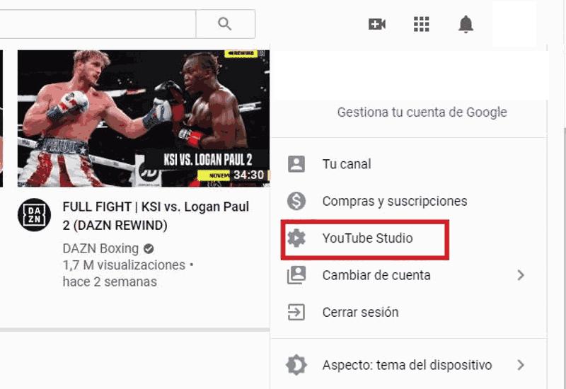 youtube-studio