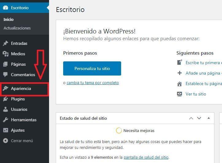 exportar-wordpress