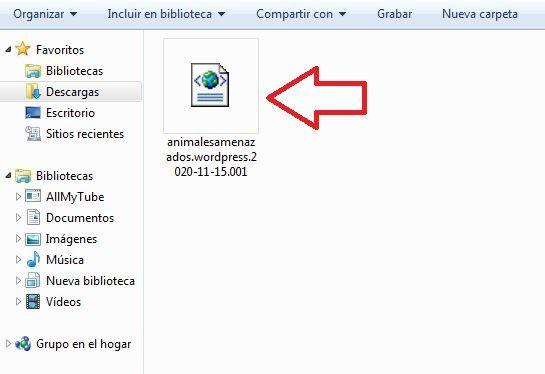 importacion.xml