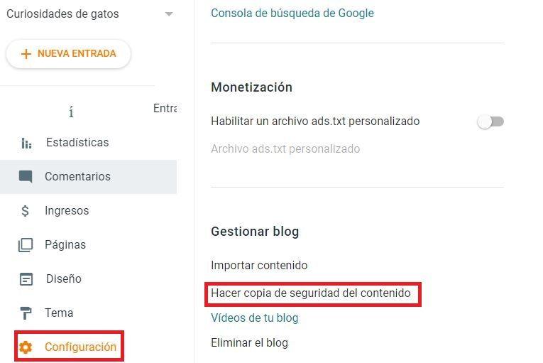 exportar-contenidos-de-blogger