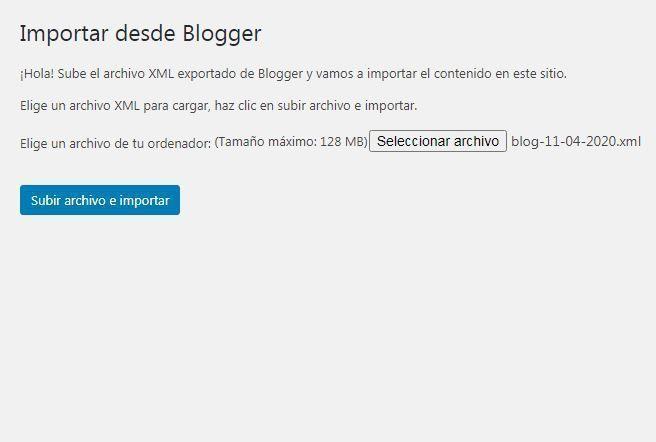 importar-xml-blogger