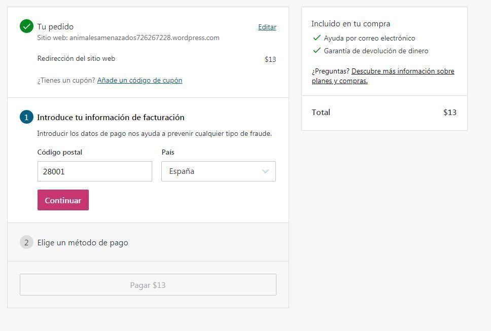 pago-redireccion-wordpress.com