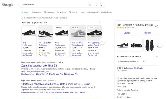 resultado-google-ecommerce